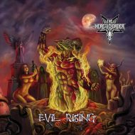 The Heretic Order – Evil Rising (Massacre Records)