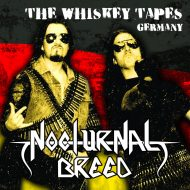 Nocturnal Breed -  The Whiskey Tapes Germany (Folter Records)