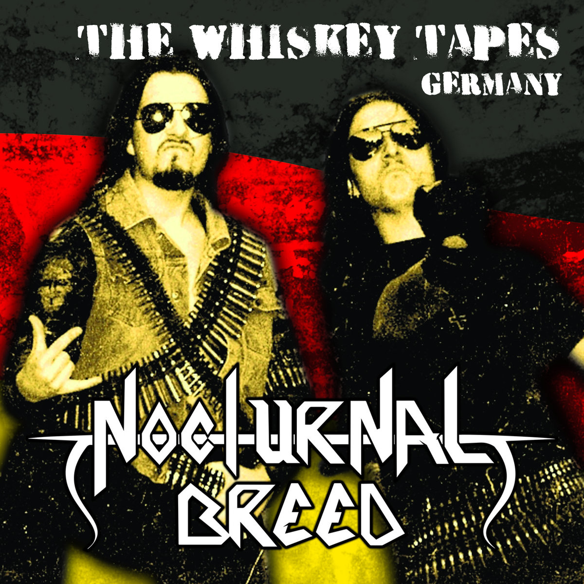 Nocturnal Breed - The Whiskey Tapes Germany (Folter Records