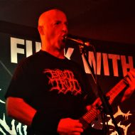 Dying Fetus, Carnifex, Toxic Holocaust, Goatwhore - Manchester, Club Academy 14/8/18