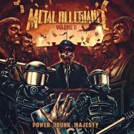 Metal Allegiance - Volume II: Power Drunk Majesty (Nuclear Blast)