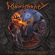 Monstrosity -The Passage Of Existence (Metal Blade)