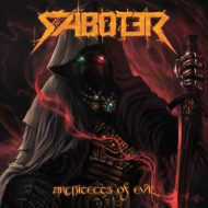 Saboter - Architects Of Evil (No Remorse)