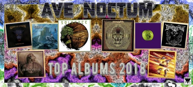 Albums Of The Year 2018 ⋆ Ave Noctum